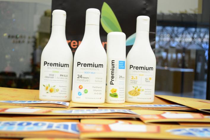 Premium health products
