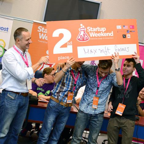 Startup Weekend Skopje