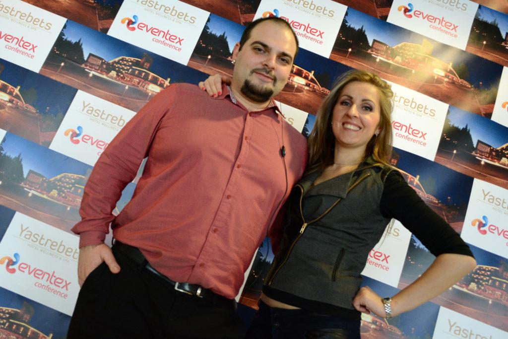 Ovanes and Simona