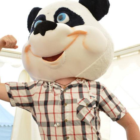 Ficosota Festival and Emeka mascot