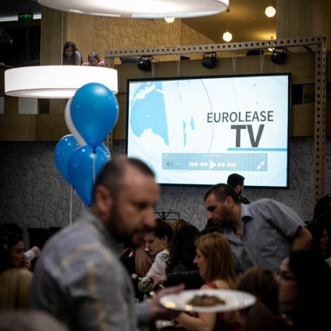 Eurolease team building