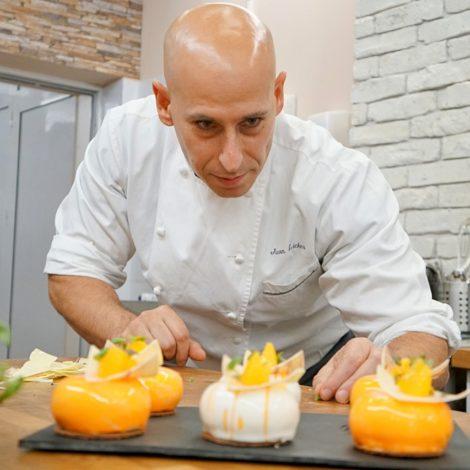 Pastry Chef Jason Licker masterclass in Sofia