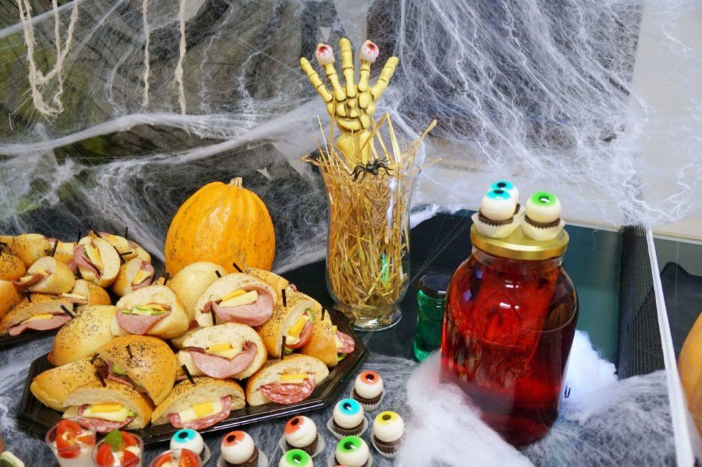 Sbtech halloween party 2019 1