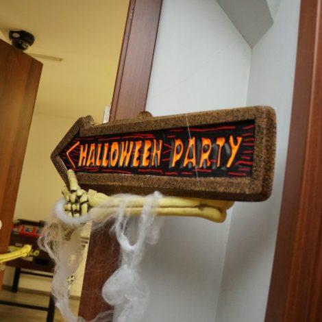 SBTech Halloween party