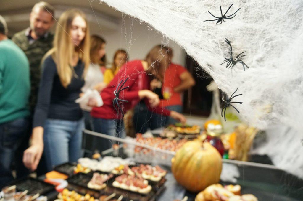 Sbtech halloween party 2019 7